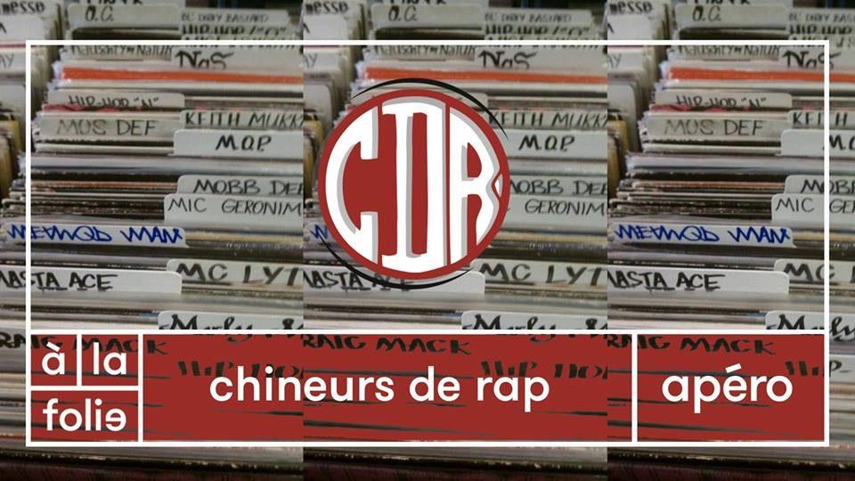 Apéro Chineurs de Rap #22