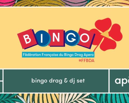 Bingo drag apéro + dj-set